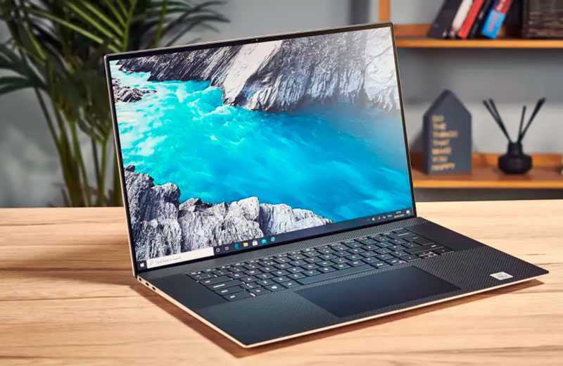 Dell XPS 17 (9700) экран