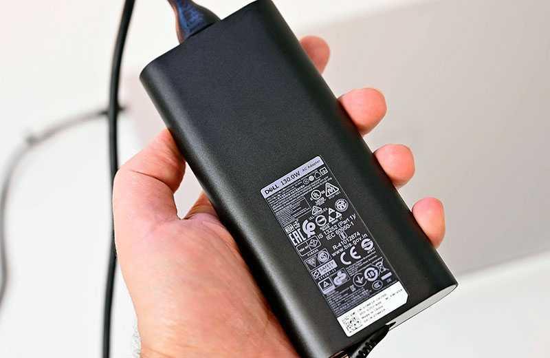 Dell XPS 17 (2020) зарядка
