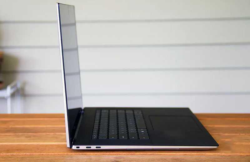 Dell XPS 17 обззор