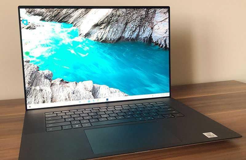 Dell XPS 17 (2020) обзор