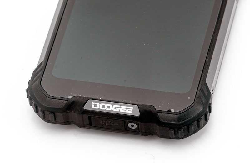 Doogee S58 Pro рамки