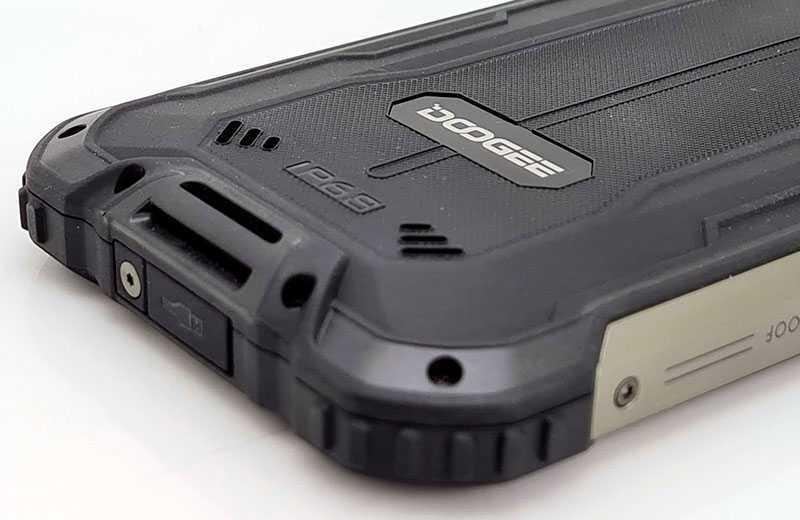 Doogee S58 Pro защищённый смартфон