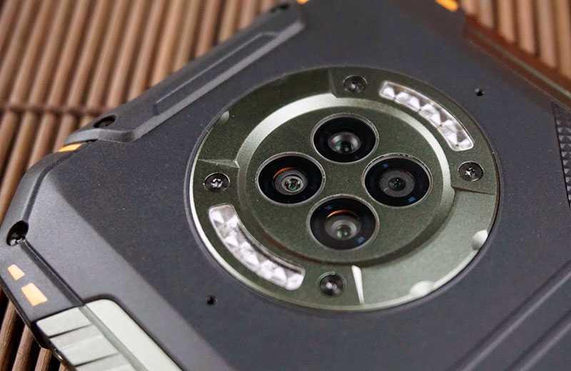 Doogee S96 Pro камеры