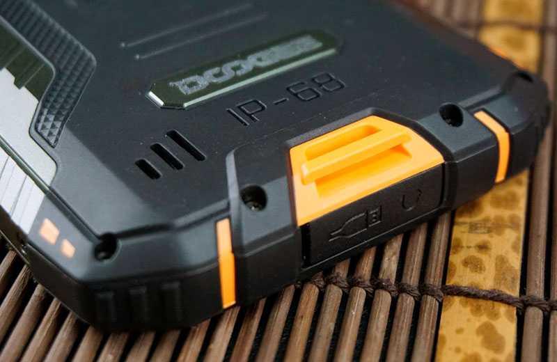 Doogee S96 Pro аккумулятор