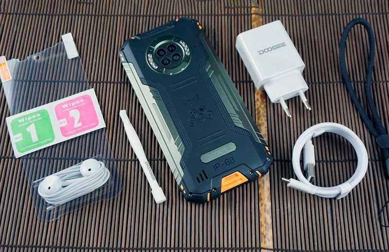 Характеристики Doogee S96 Pro
