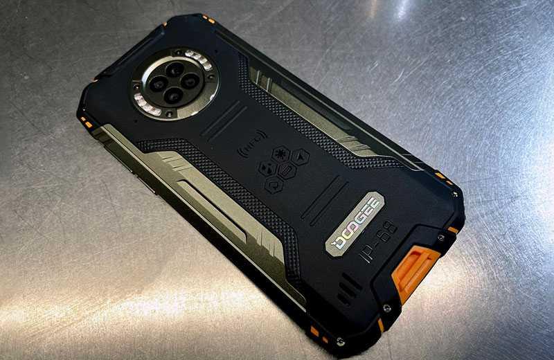Doogee S96 Pro дизайн
