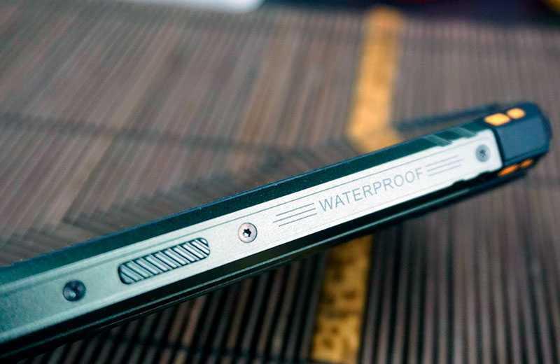 Doogee S96 Pro управление