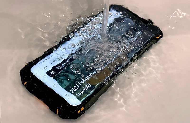 Doogee S96 Pro защищённый смартфон