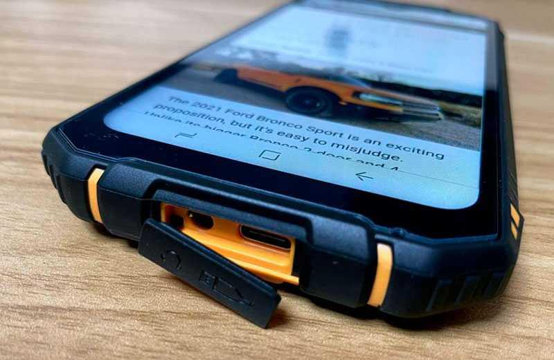 Doogee S96 Pro зарядка