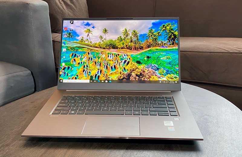 Обзор HP ZBook Create G7
