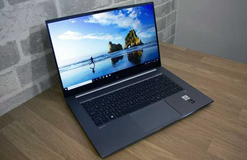 HP ZBook Create G7 автономность