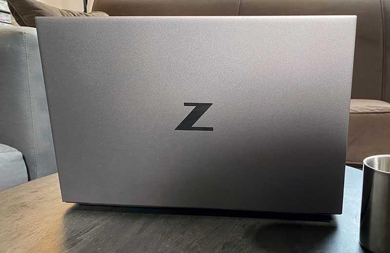 Характеристики HP ZBook Create G7