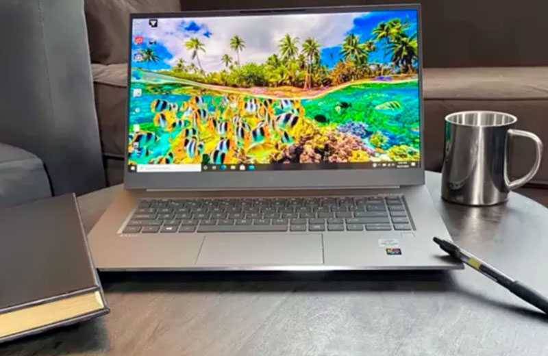 HP ZBook Create G7 обзор