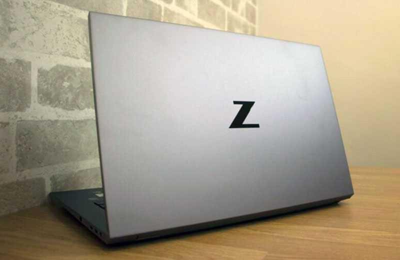 Ноутбк HP ZBook Create G7