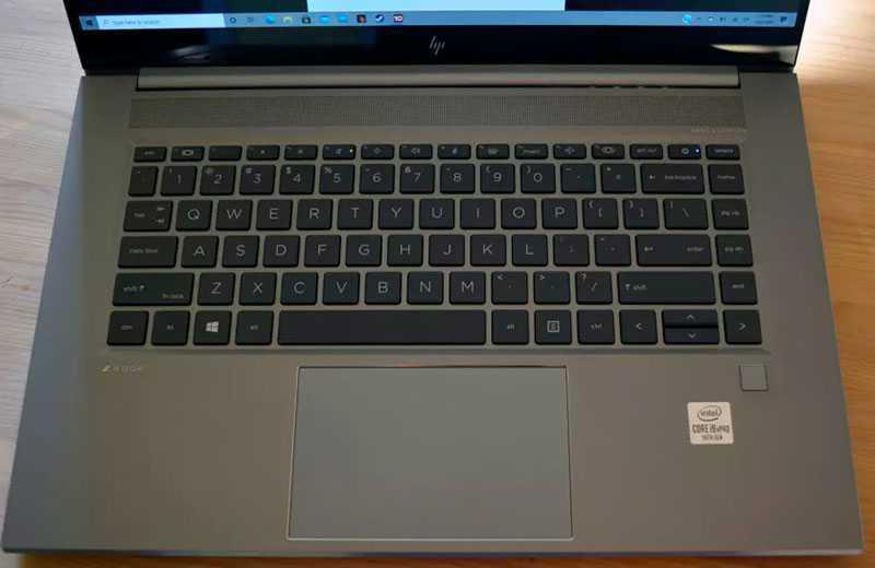 Клавиатура HP ZBook Create G7