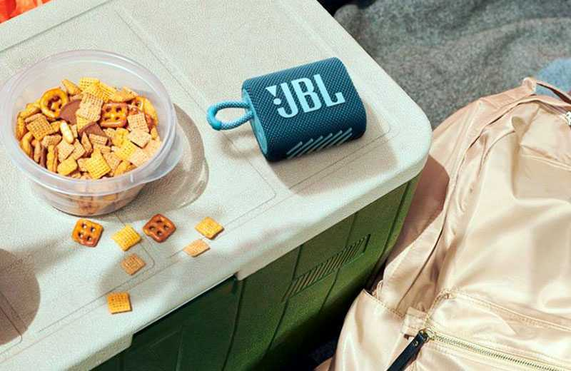 JBL Go 3 обзор