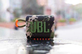 Обзор JBL Go 3 маленькой и недорогой колонки — Отзывы TehnObzor