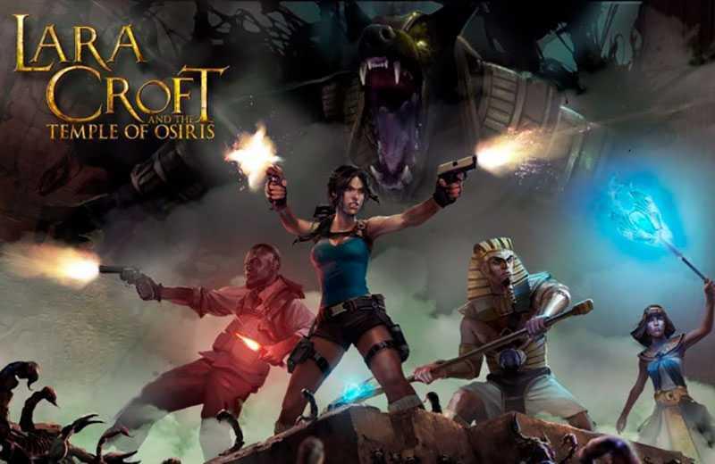 Lara Croft and Temple of Osiris