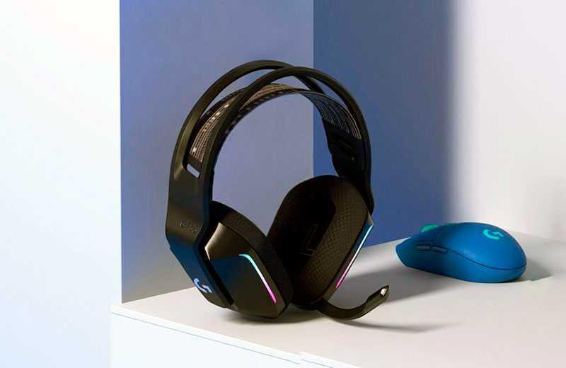 Logitech G733 Lightspeed качество звука