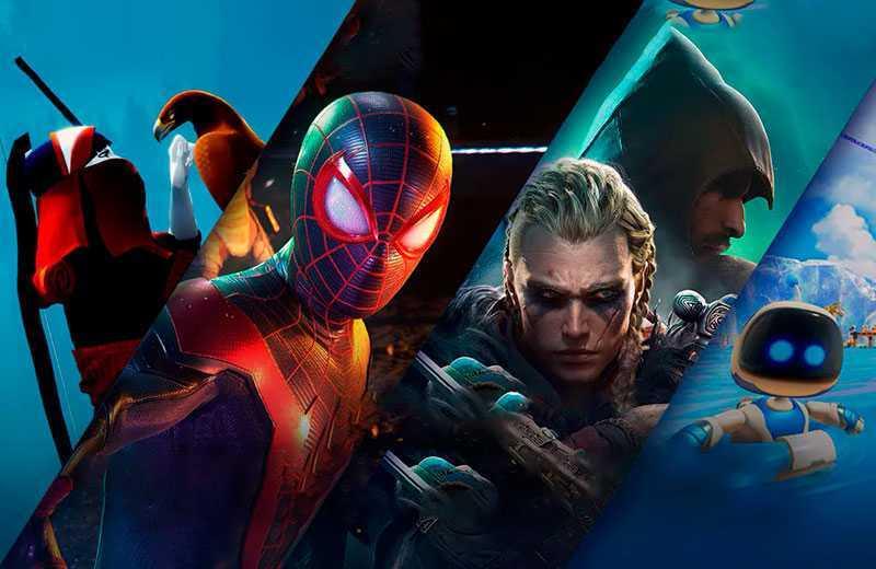 Лучшие игры Sony PlayStation 5