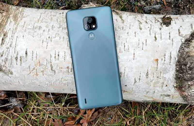 Motorola Moto E7 производительность
