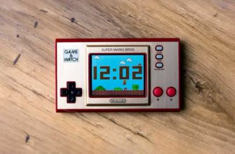 Обзор Nintendo Game & Watch: Super Mario Bros ретро-консоли — Отзывы TehnObzor
