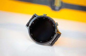 Обзор Realme Watch S недорогих умных часов — Отзывы TehnObzor