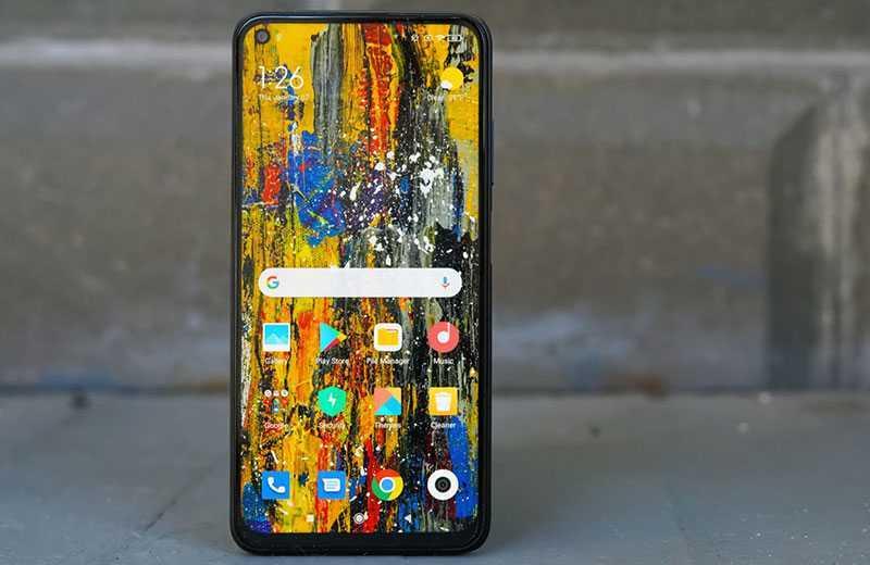 Redmi Note 9T 5G ОС