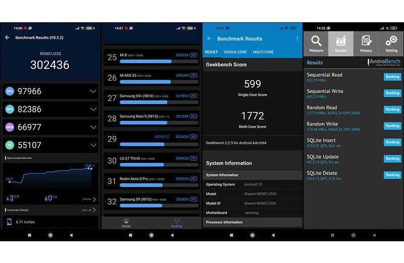 Тест Redmi Note 9T 5G