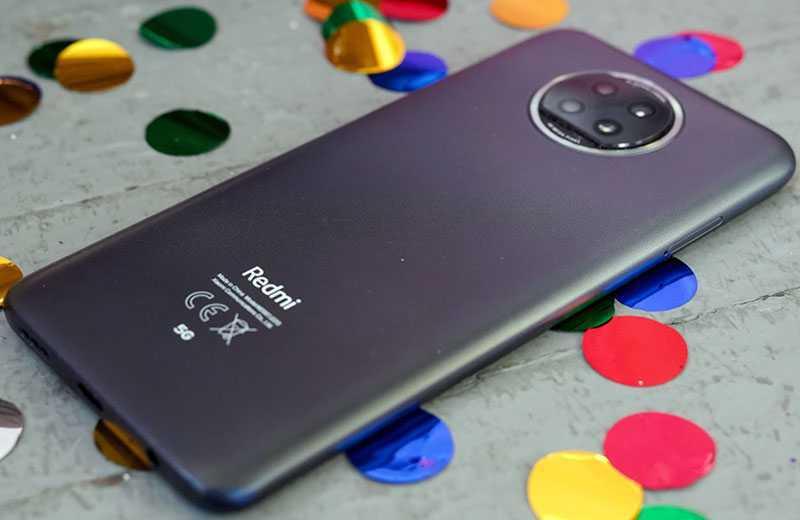 Redmi Note 9T 5G батарея