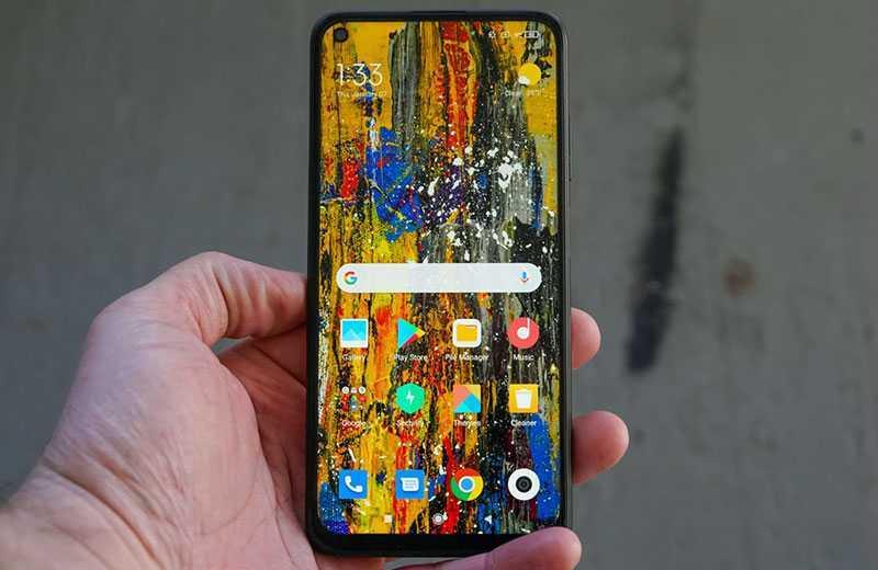 Redmi Note 9T 5G автономность