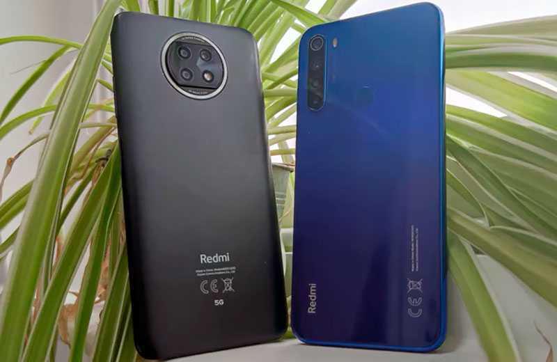 Характеристики Redmi Note 9T 5G