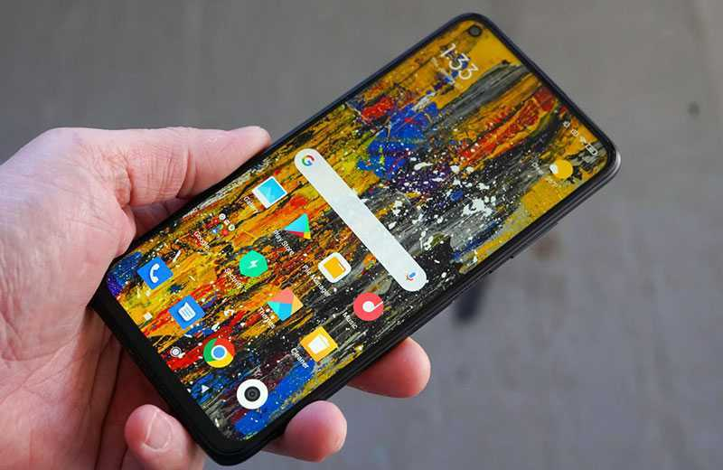 Redmi Note 9T 5G дисплей