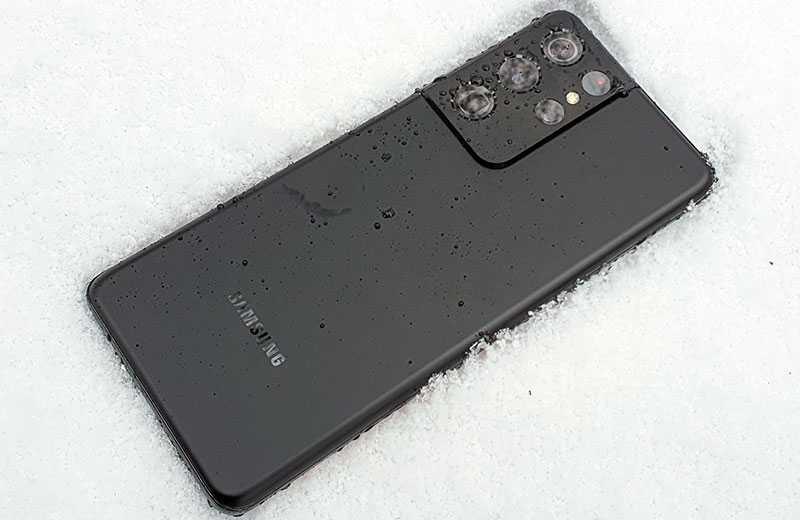 Обзор Samsung Galaxy S21 Ultra 5G отзывы