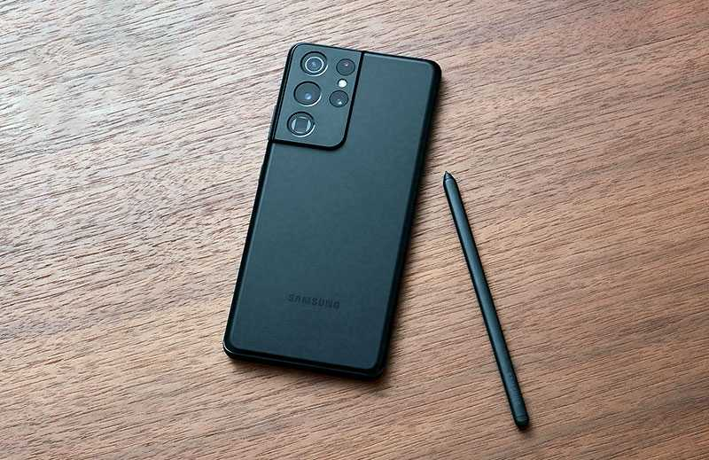 Samsung Galaxy S21 Ultra 5G связь