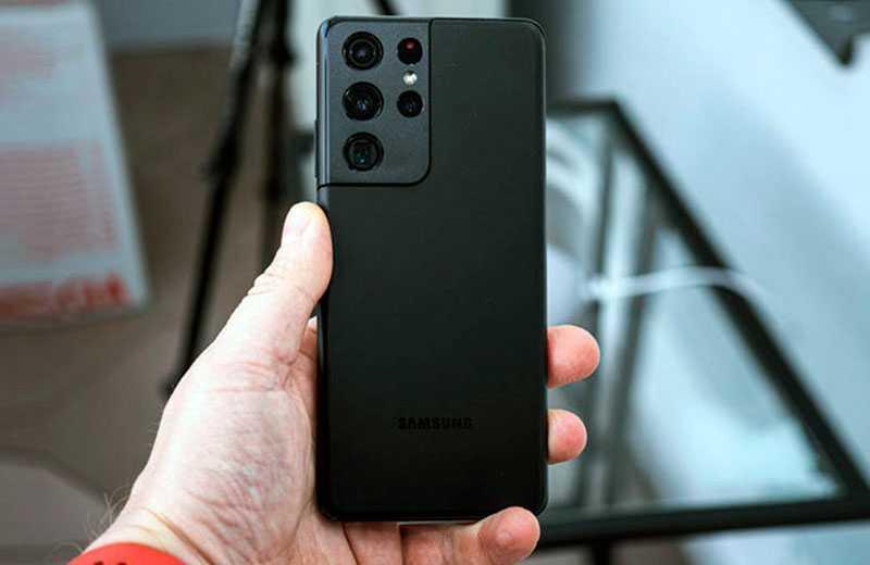Samsung Galaxy S21 Ultra 5G производительность