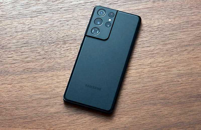 Samsung Galaxy S21 Ultra 5G батарея