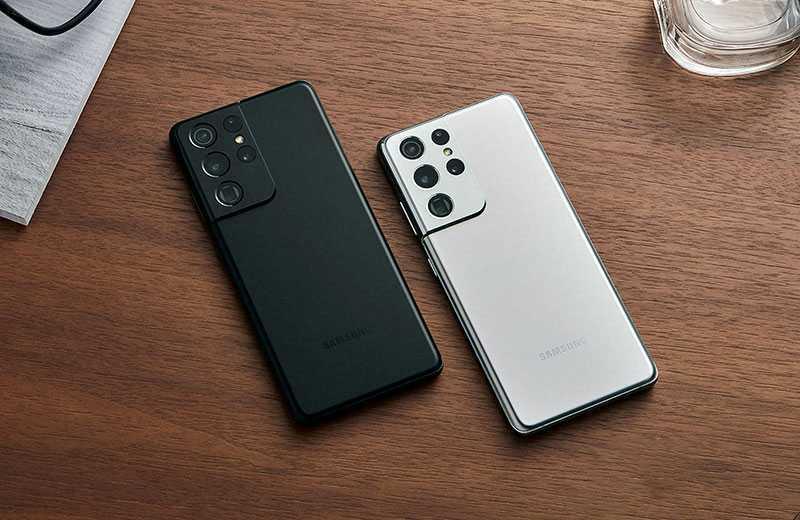 Samsung Galaxy S21 Ultra 5G автономность