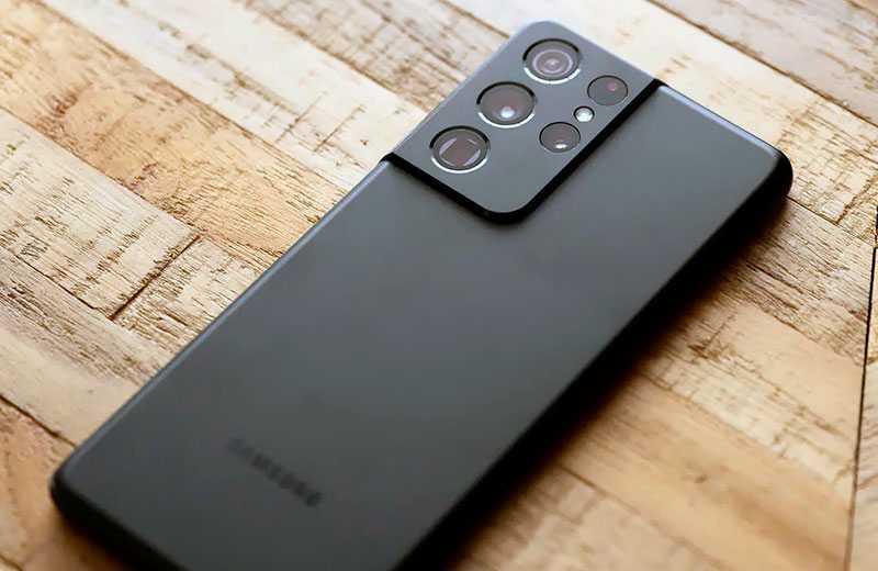 Смартфон Samsung Galaxy S21 Ultra 5G