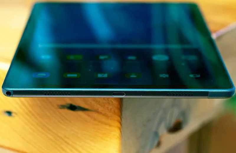 Samsung Galaxy Tab A7 зарядка