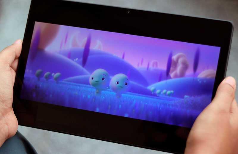 Тест Samsung Galaxy Tab A7