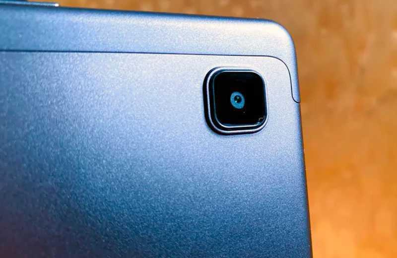 Samsung Galaxy Tab A7 камера