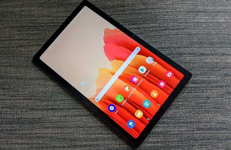 Samsung Galaxy Tab A7 обзор
