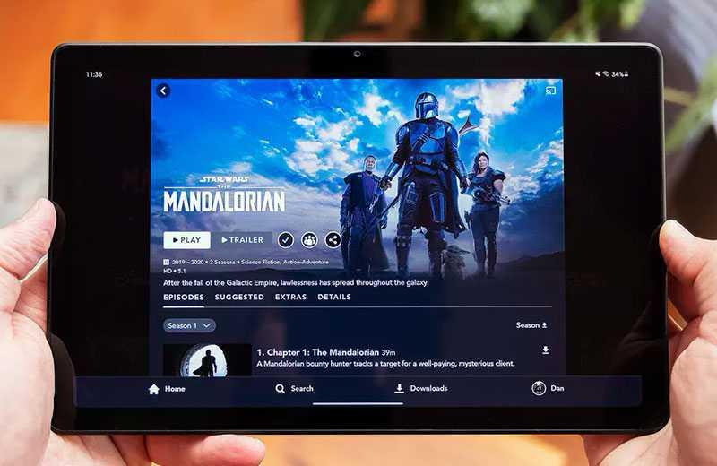 Планшет Samsung Galaxy Tab A7