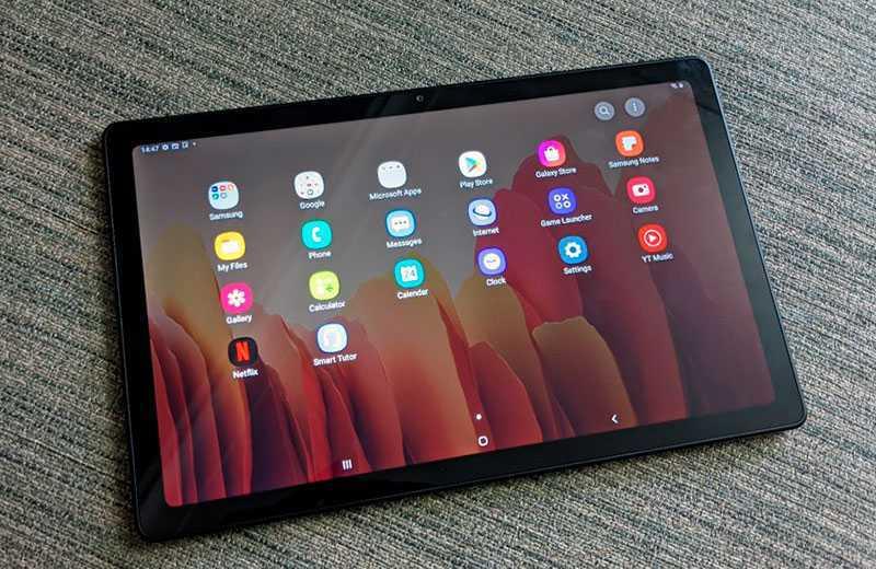 Samsung Galaxy Tab A7 ПО