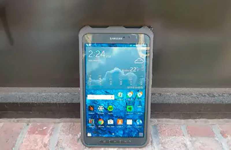 Samsung Galaxy Tab Active 3 обзор