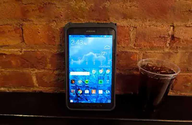 Samsung Galaxy Tab Active 3 ПО