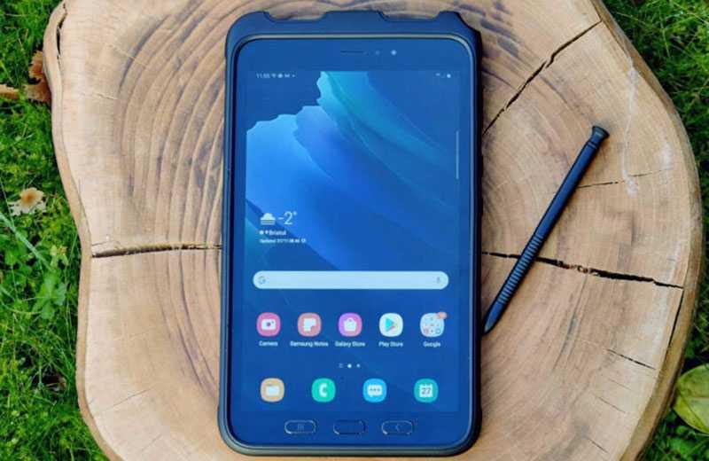 Samsung Galaxy Tab Active 3 ОС