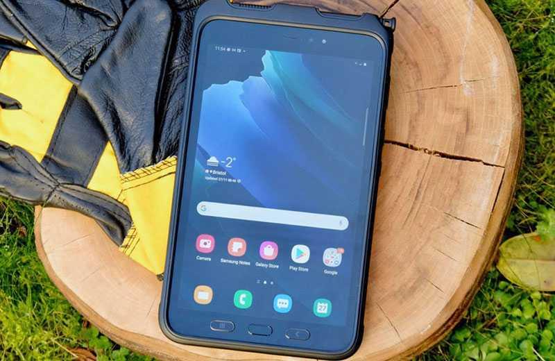 Samsung Galaxy Tab Active 3 производительность