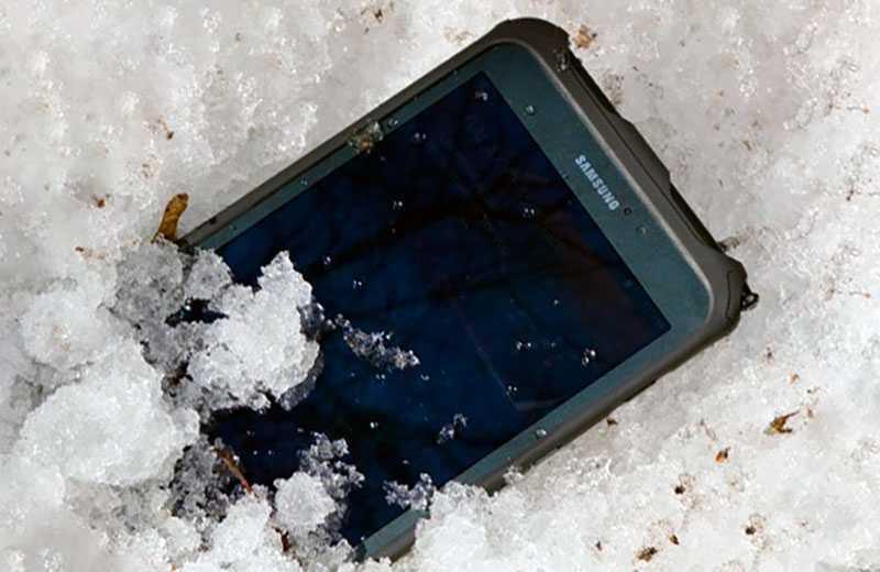 Характеристики Samsung Galaxy Tab Active 3